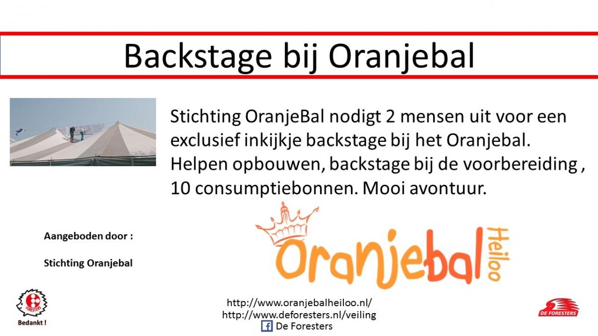 Oranjebal